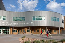 Centennial Junior High School