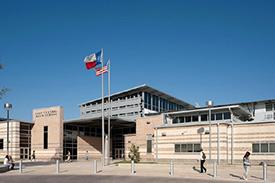 East Central High School