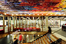 Kelvin Grove Library Upgrade - Queensland University