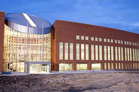 Lyman Beecher Brooks Library - Norfolk State University