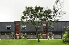 Sutton Senior Building