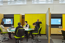 University of Melbourne - Learning Environments Spatial Lab