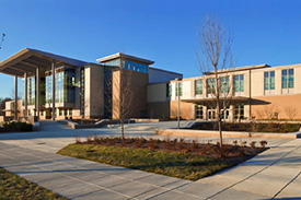 Howard D. Woodson STEM High School