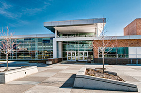 Columbus North High School and Columbus East High School