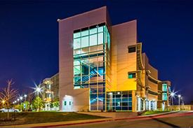 San Jacinto College Central Campus Science Building