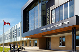 Duchess Park Secondary School