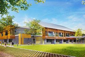 Grafenwoehr Elementary School