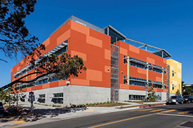Mira Costa High School Math & Science Building & Campus-wide MP
