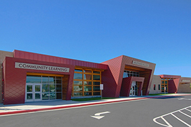 Mountain View Community Learning Center