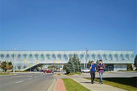 Centennial College Ashtonbee Campus Renewal