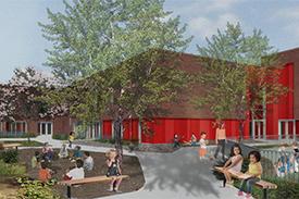 New Thornton Creek Elementary School