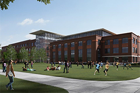 New Trier High School, Winnetka Campus Facilities Project