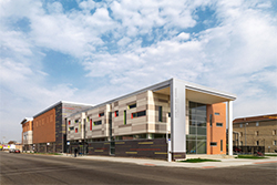 Leslie ShankmanSchool Corporation, Orthogenicand Hyde Park Day Schools, New Facility