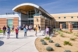 Travis 6th Grade Campus